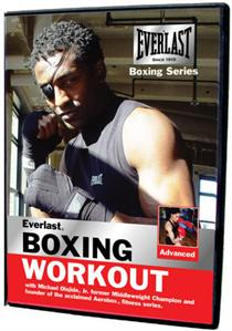 Advanced Boxing Workout DVD